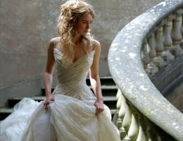 Как выглядели самые известные пары в день своей свадьбы?