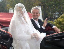 Топ-6 громких свадеб российских знаменитостей 2019 года
