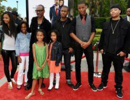 5 голливудских актеров, которые стали многодетными отцами